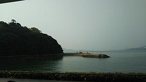 瀬戸大橋と東山魁夷美術館28