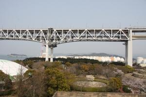 瀬戸大橋と東山魁夷美術館31