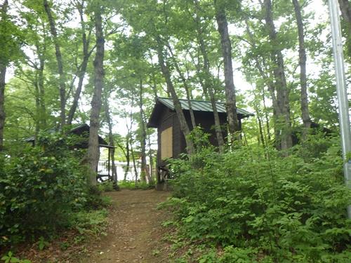小国森林公園キャンプ場6