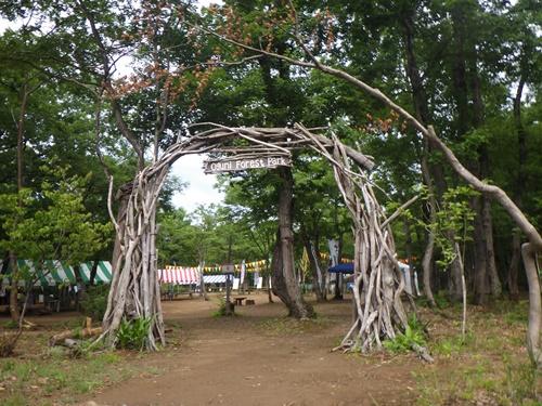 小国森林公園キャンプ場7