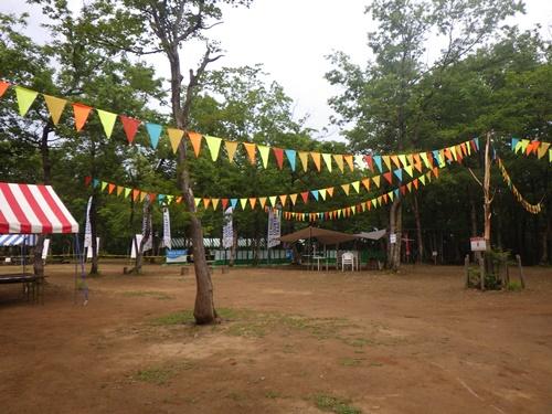 小国森林公園キャンプ場9