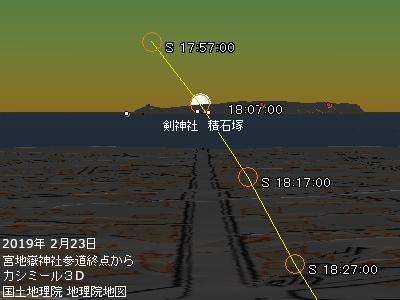 光の道11