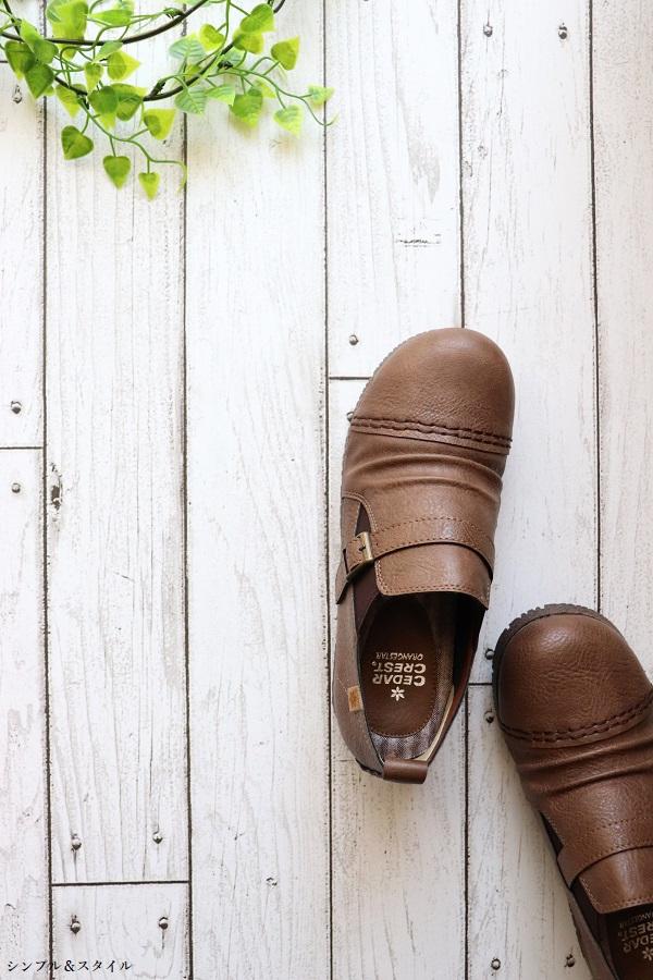 310404茶色の靴1