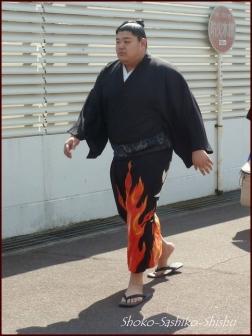 20190606 2枚力士 5  相撲5月場所