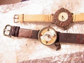 ボロの時計 9