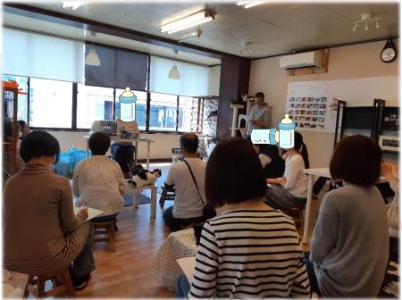 ミルクボラ教室(哺乳瓶編20190422)