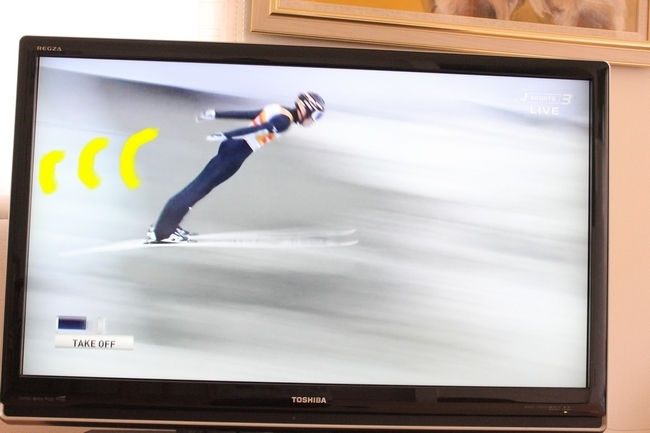 スキージャンプ他 004