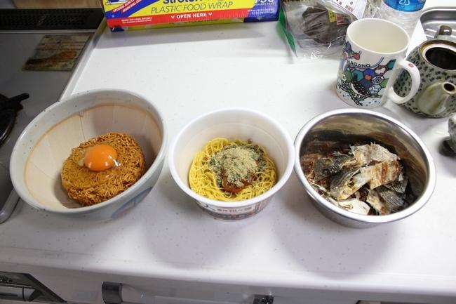 親子ご飯比較 001