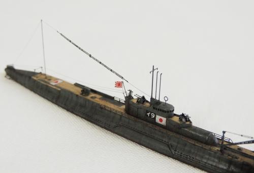 伊-9 6482-1-2◆模型製作工房 聖蹟