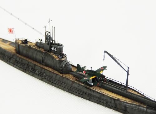 伊-14 7218-1-2◆模型製作工房 聖蹟