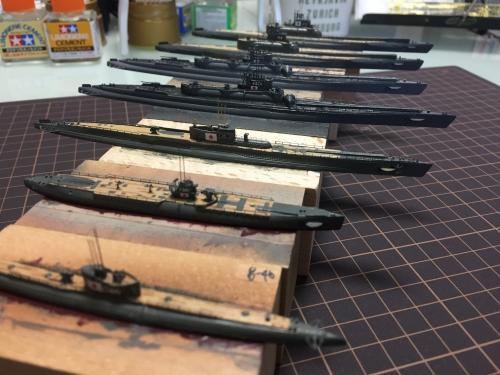 IMG_2326_潜水艦◆模型製作工房 聖蹟