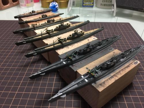 日本海軍潜水艦IMG_2405◆模型製作工房 聖蹟