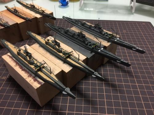 日本海軍潜水艦IMG_2418◆模型製作工房 聖蹟
