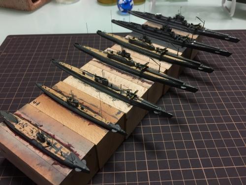 日本海軍潜水艦IMG_2425◆模型製作工房 聖蹟