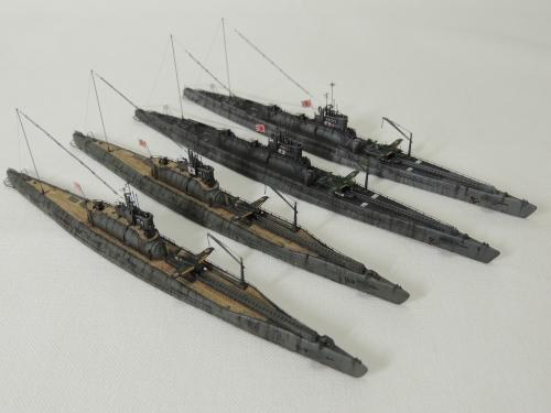 潜水艦 DSCN0140◆模型製作工房 聖蹟