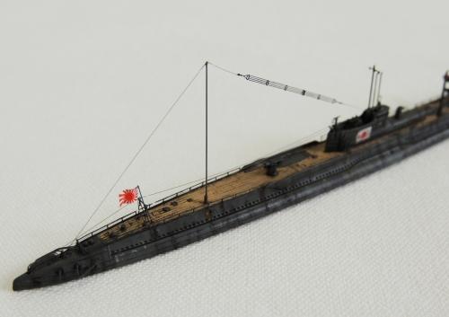 伊-25 ΜDSCN8697-1-2◆模型製作工房 聖蹟