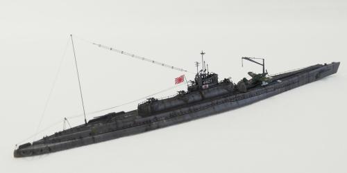 伊-401 DSCN9137-1-2◆模型製作工房 聖蹟