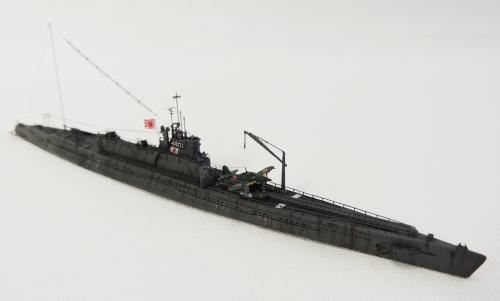 伊-401 DSCN9151-1-2◆模型製作工房 聖蹟