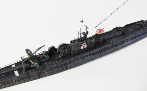 伊-401 DSCN9320-1-2◆模型製作工房 聖蹟