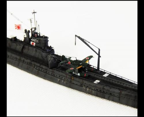伊-401◆模型製作工房 聖蹟