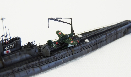 伊-401 晴嵐DSCN9226-1-2◆模型製作工房 聖蹟
