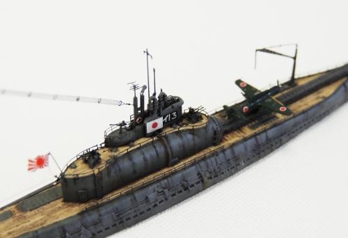 伊-13 DSCN9448-1-2◆模型制作工房 聖蹟