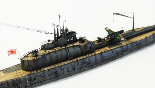 伊-14 DSCN9657-1-2-2◆模型製作工房 聖蹟