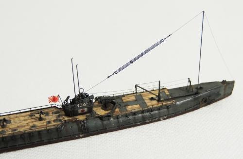 伊-361 DSCN9971-1-2◆模型製作工房 聖蹟