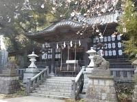 大甕神社拝殿