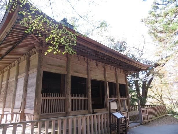 中尊寺旧覆堂
