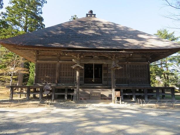 毛越寺 常行堂