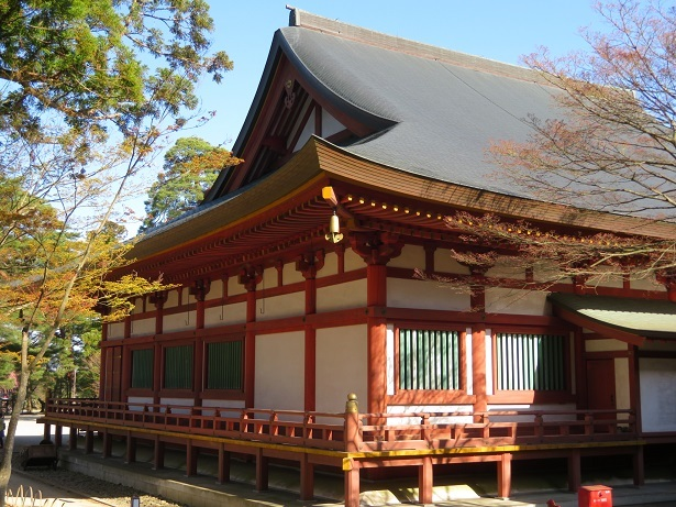 毛越寺 本堂