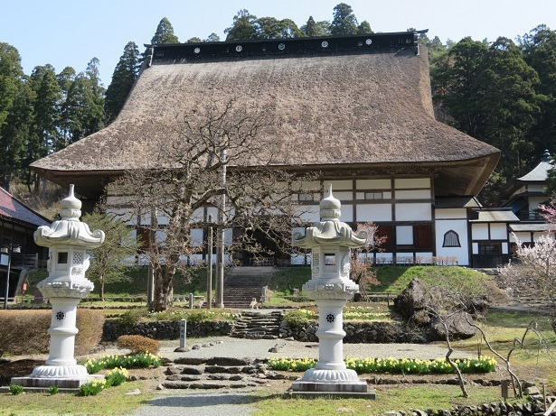 正法寺 法堂