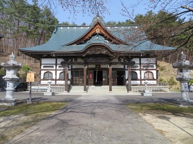 福泉寺 観音堂