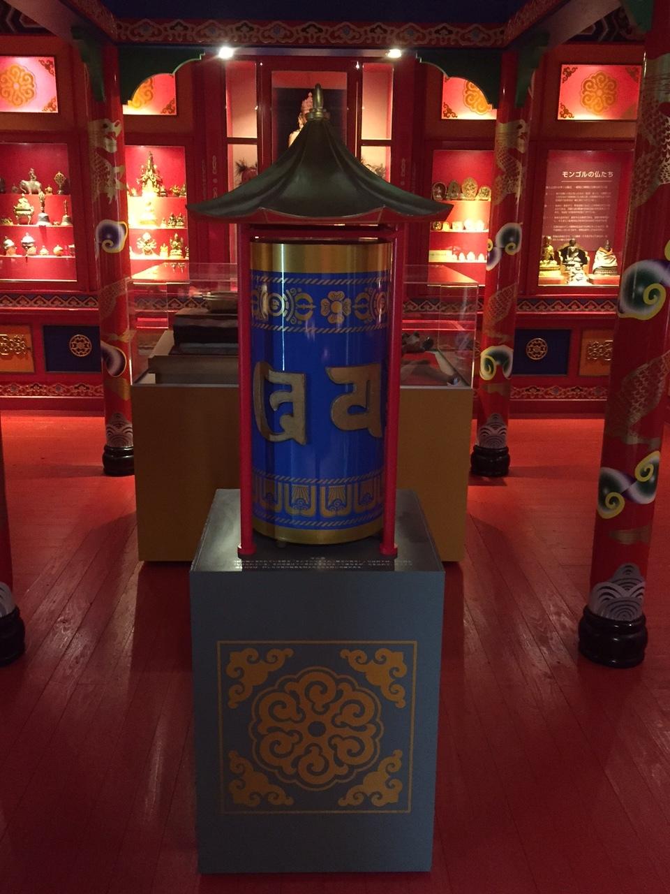 モンゴル博物館10