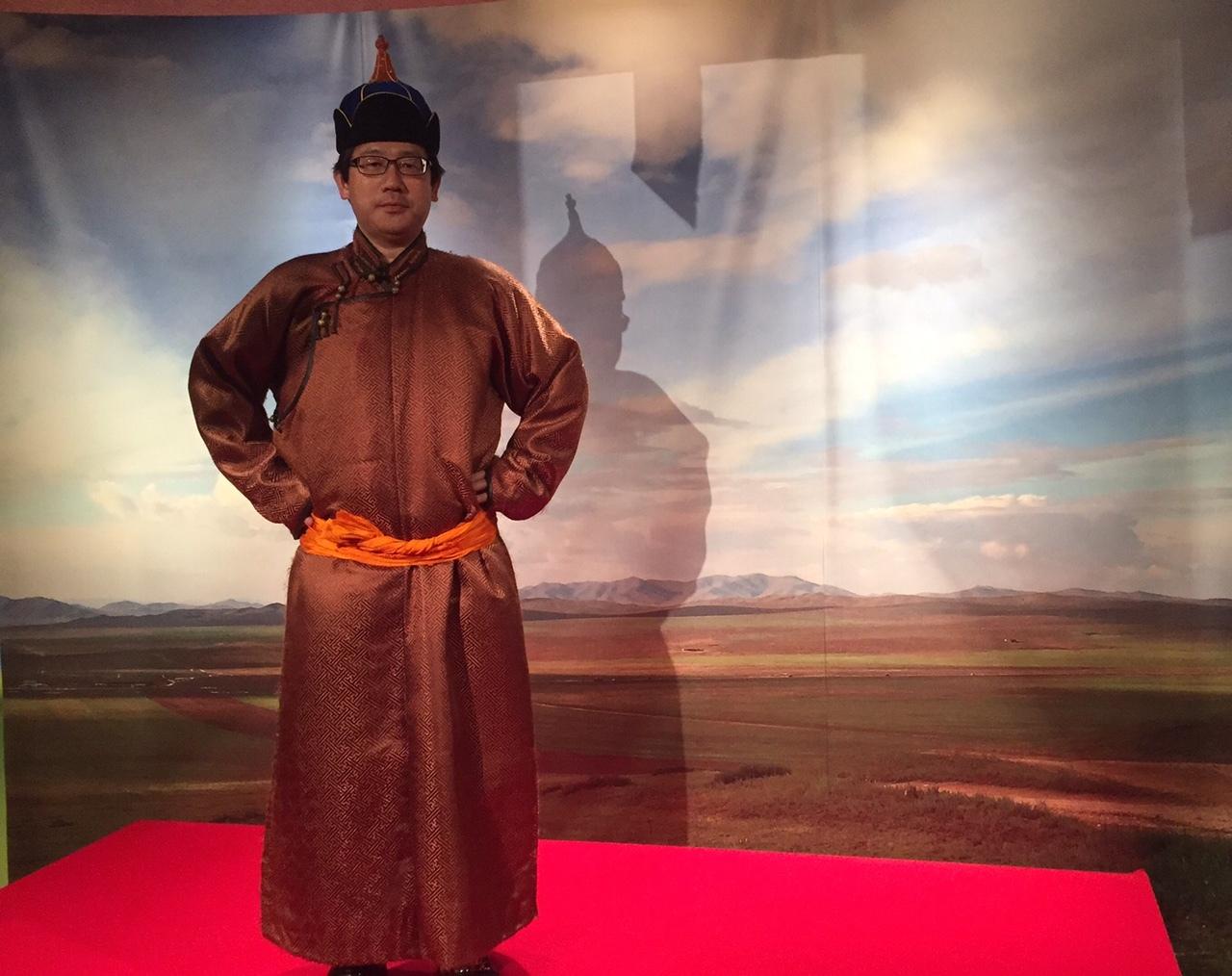 モンゴル博物館13