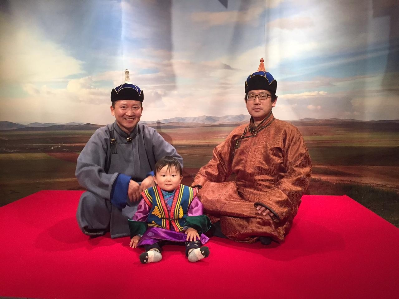 モンゴル博物館14
