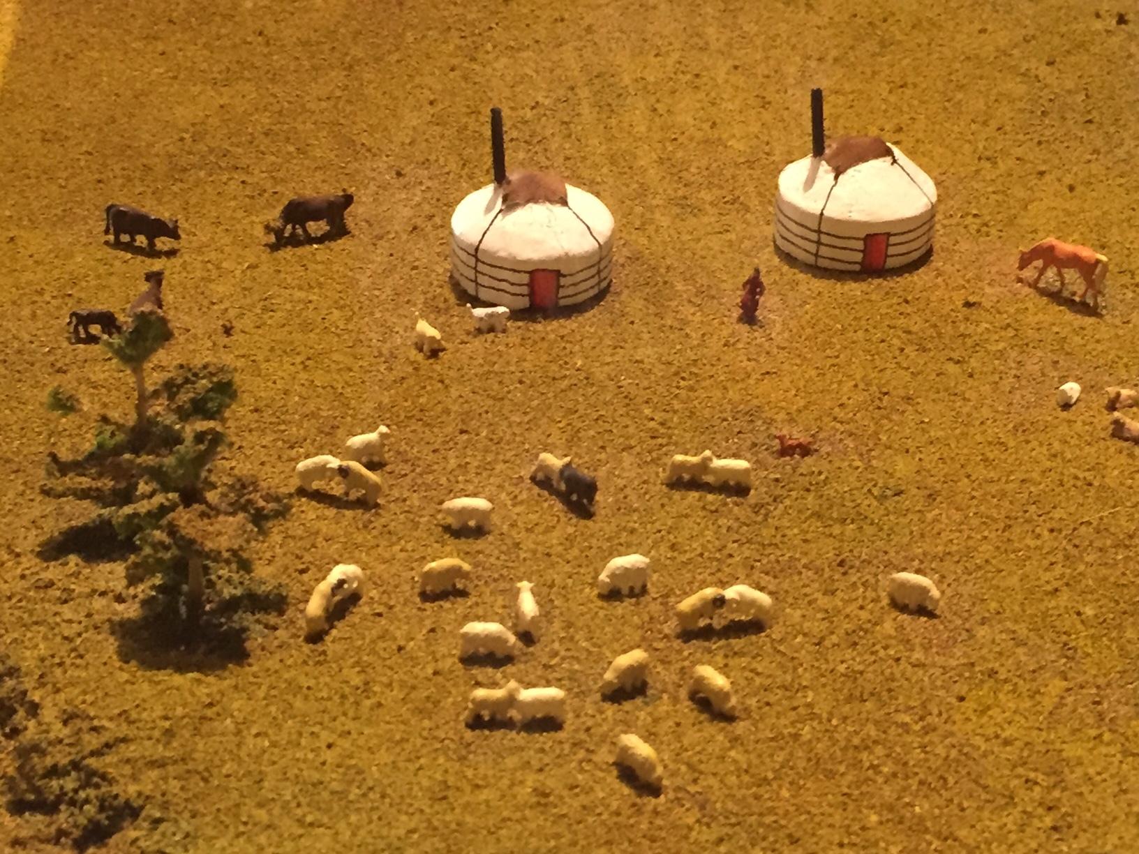 モンゴル博物館15