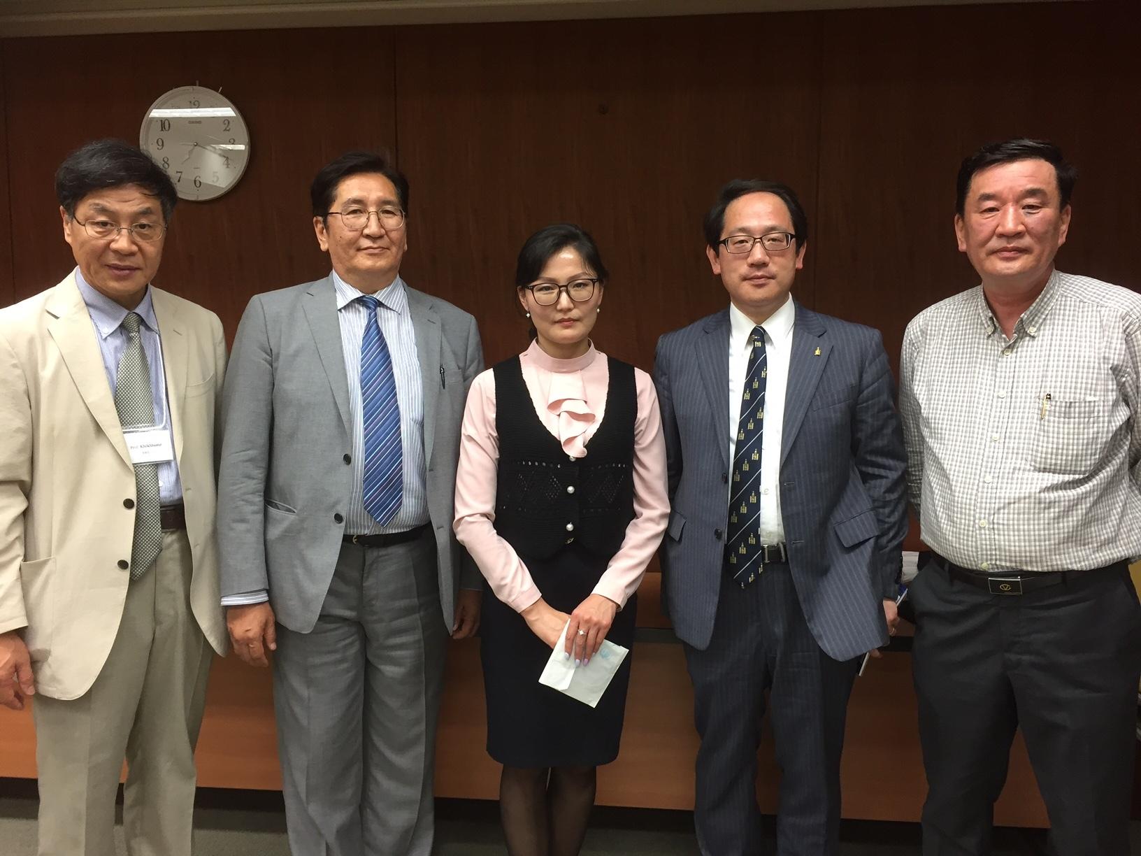 モンゴル社会言語学学術会議5