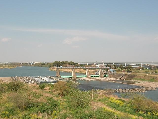 寒川取水堰