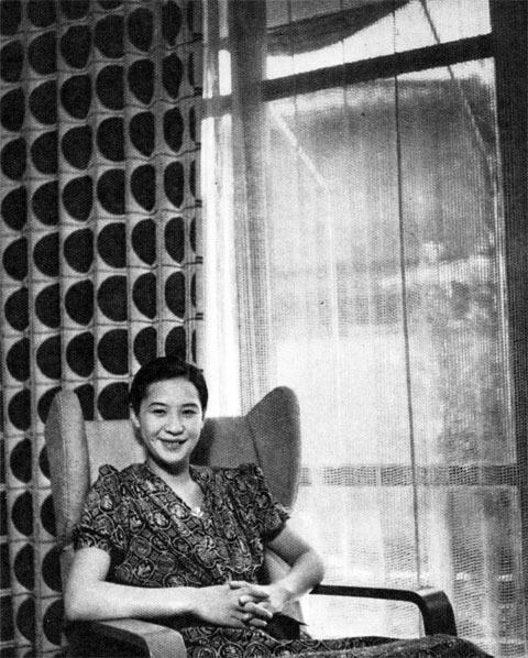 水の江瀧子1938jun