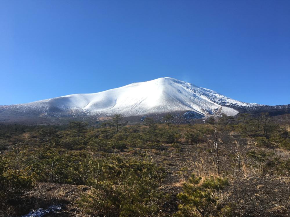 浅間山W1000