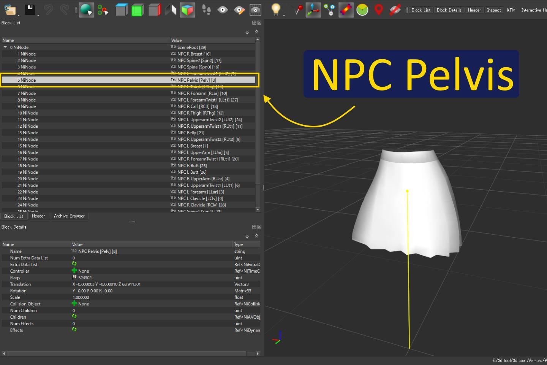NewBone201905001 030-1 Info Skirt 1
