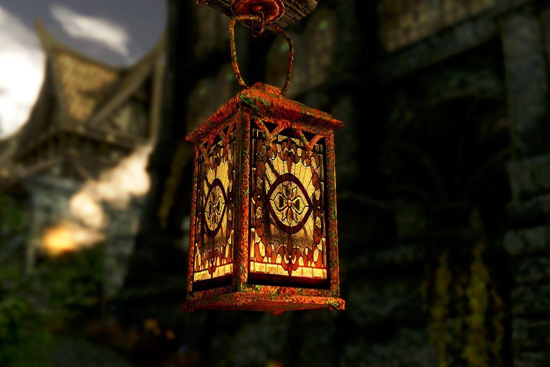 PrettyLanternSK 010-1 Info Lantern Day 1