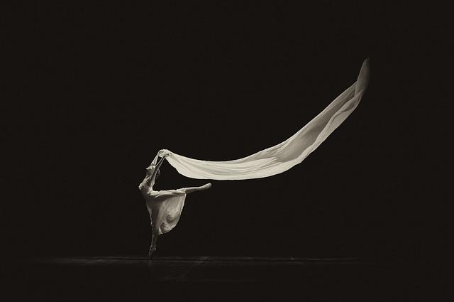 フリー画像ダンサー