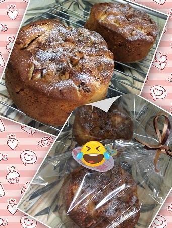 春休みケーキ1