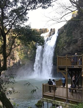 雄川の滝6