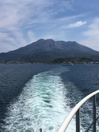 さよなら桜島