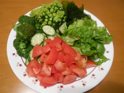 310224野菜盛り