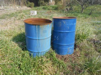 310302ドラム缶設置2